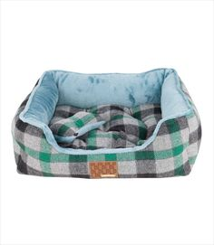 Sawyer House Dog Bed and Toy
