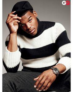 Mr. GQ...Cam Newton!!