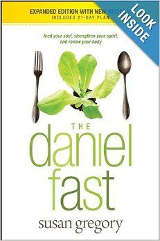 2014 Reading List // The Daniel Fast by Susan Gergory