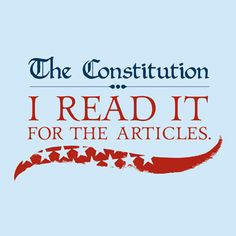 Constitution lawyer humor