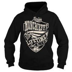 Team MONCRIEFFE Lifetime Member (Dragon) - Last Name, Surname T-Shirt