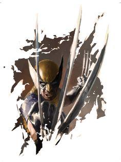 Wolverine by Gerald Parel