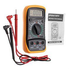 Multimeter zum Messen von Strom