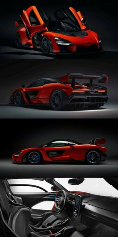 Its here finally.new McLaren aka Senna - New Mclaren, Mclaren Cars, Sexy Cars, Hot Cars, Most Expensive Lamborghini, Ferrari, Pontiac Lemans, Exotic Sports Cars, Best Luxury Cars