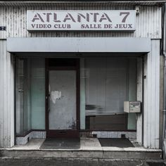 https://flic.kr/p/ZC2k6g | Video Club rue de Beauraing - Désertification | Novembre 2017