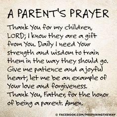 Your Children Are The Greatest Gift God Will Give To You