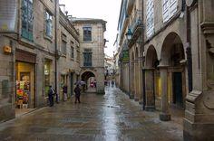Santiago de Compostela -A Coruña
