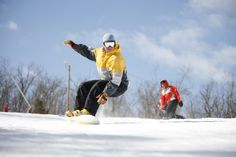learn to snowboard- not easy but so worth it