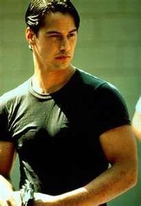 Keanu Reeves, best looking guy in the world!