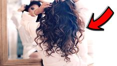How to: SPECIAL OCCASION CURLS  HOLIDAY HAIRSTYLES