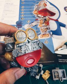 Internal mechanics Doraemon  #doraemon #figure #toys #bandai #xxray #fujikofujio #internal #mechanics