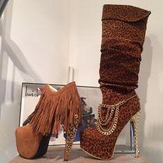Diore Thigh High Boots $39.99