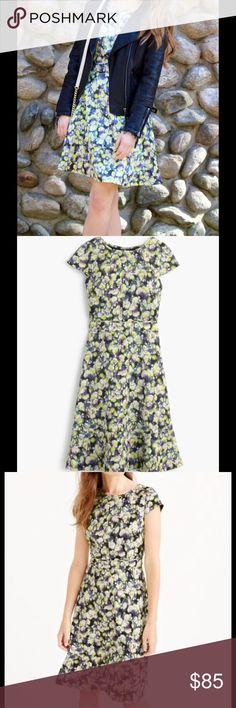 Selling this J.Crew Clover Dress Size 6 NEW on Poshmark! My username is: dianajcrew. #shopmycloset #poshmark #fashion #shopping #style #forsale #J. Crew #Dresses & Skirts