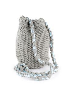 POWA Backpack #knitting