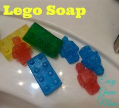 Lego Ninjago Party Favor Ideas - Easy Green Mom