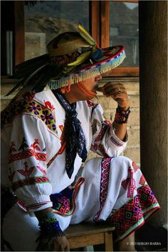 """I'm just a human being trying to make it in a world that is very rapidly losing it's understanding of being human."" ~ John Trudell * Huichol, Nayarit Mexico <3 lis"