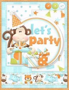 CH.B *✿* Party Animals