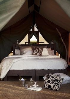 Glamping Aussie style