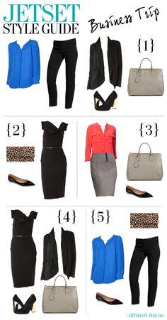 business trip. [Work Fashion, Business Attire, Professional Attire, Professional Wear]