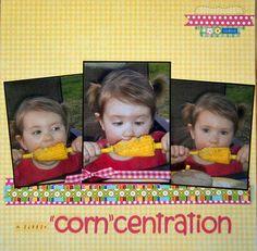 """Corn""centration"
