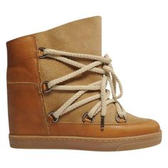 Isabel Marant Camel Leather Boots   Vestiaire Collective