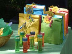 dárky pro malé hosty