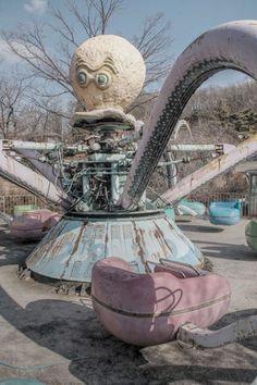 abandoned amusement parks | Tumblr