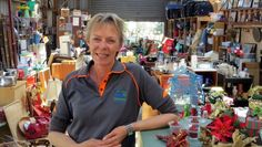 Waiuku Zero Waste community recycling centre is celebrating it's one year anniversary.