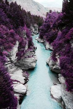 purple looks so nice