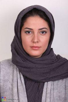 aks shakhsi tannaz tabatabaei Beautiful Muslim Women, Beautiful Hijab, Beautiful People, Iranian Beauty, Muslim Beauty, Iranian Actors, Persian Girls, Iranian Women Fashion, Stylish Girl Pic