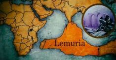 Lemuria Discovered - Sunken Continent of an Ancient Civilization: Kumari Kandam Ancient Aliens, Ancient History, Kumari Kandam, Ernst Haeckel, Les Continents, Ancient Mysteries, African American History, Ancient Civilizations, Workout Exercises