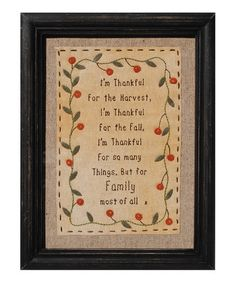 Rustic Halloween: Home Décor | Daily deals for moms, babies and kids - I love the saying! decor, sayings, wall art, frames, kids, homes, primitive, zulili today, halloween