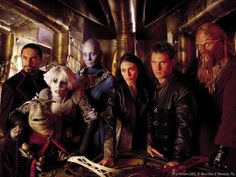 Images for TV show FarScape - Google Search