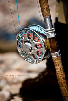 Beautiful Fly reel