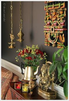 the east coast desi: Home decor #IndianHomeDecor
