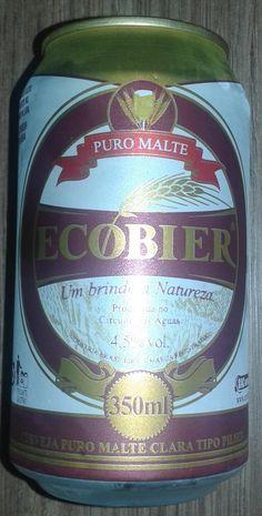 Ecobier - Puro Malte lata 350ml