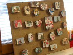 Christmas Calendar, Advent Calendar, Holiday Decor, Frame, Home Decor, Picture Frame, Decoration Home, Room Decor, Advent Calenders