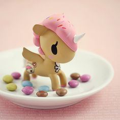 Would you eat the unicorn or its poop first?