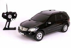 Mercedes-Benz M-Class, Black R/C Remote Control Car RASTAR