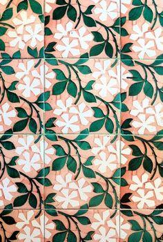 Old tiles, Barcelona