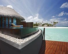 I would like to stay here in Maldives. The Water Villa at Constance Halaveli Resort, Maldives Vacation Meme, Need A Vacation, Dream Vacations, Vacation Spots, Places Around The World, Oh The Places You'll Go, Places To Travel, Places To Visit, Around The Worlds