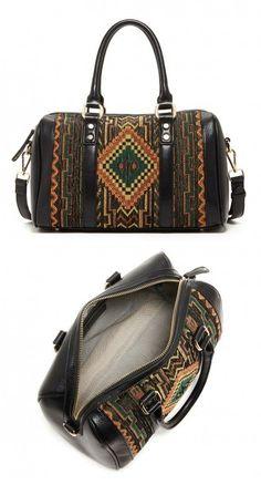 Southwest Inspired Duffel Bag