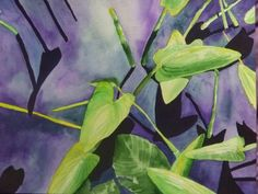 Original Watercolor Painting by JanellBennettFineArt on Etsy
