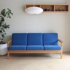 Tolime+(トリムプラス) 3 seat sofa