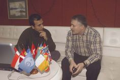 I am proud to have met Fyodor Yurchikin the Georgian cosmonaut of Greek origins. I interviewed him in a cold morning at Star City of Moscow. It was in 2004...