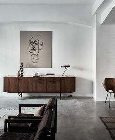 Tour a Modern Urban Home Created for a Well-Travelled Design Aficionado