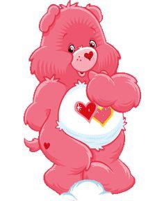 Care Bear Love #Souvenirs