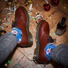 Docs and Socks: The 1461 shoe.