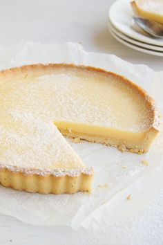 Recipeoftheday Lemon Tart By Lucy I Was Inspired By My Full Lemon Tree To Make A Lemony Dessert Toni Lemon Tart Recipe Lemon Dessert Recipes Lemon Recipes