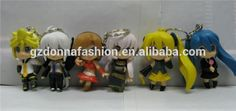 Wholesale Anime 5 Style B Keychain Hatsune Miku Action Figure, View Hatsune Miku, donnatoyfirm Product Details from Guangzhou Donna Fashion Accessory Co., Ltd. on Alibaba.com
